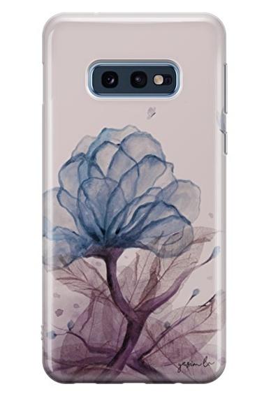 Lopard Samsung Galaxy S10E Kılıf Saf Aşk Kapak Renkli